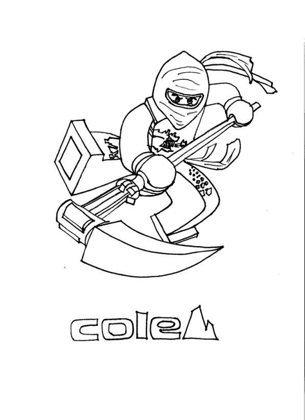 Ausmalbild Ninjago Drache Das Beste Von Kids N Fun Bilder