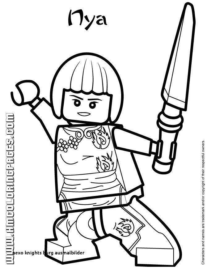 Ausmalbild Ninjago Lloyd Frisch Nexo Knights Burg Ausmalbilder Ritter Bilder Zum Ausdrucken 971 Fotografieren