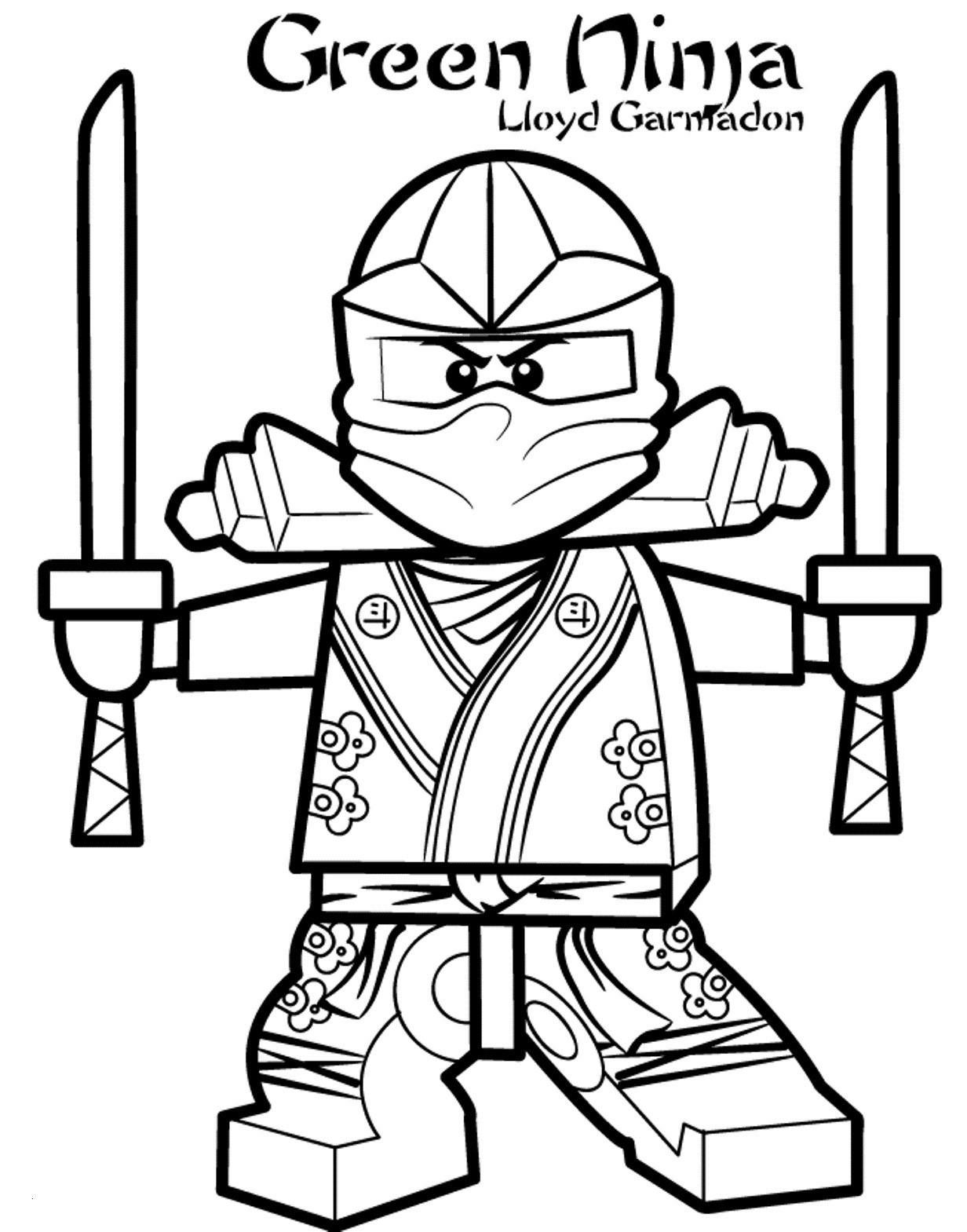 Ausmalbild Ninjago Lloyd Genial Ninjago Cole Ausmalbilder Inspirational Malvorlagen Igel Stock