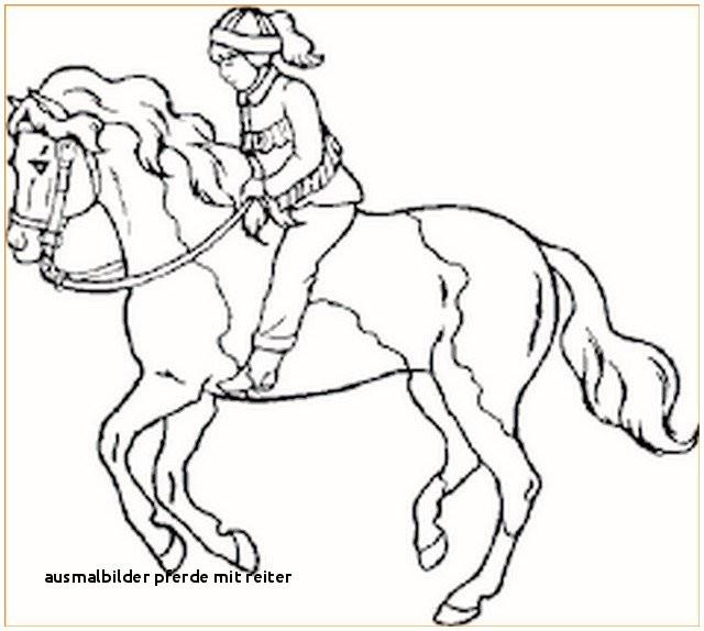 Ausmalbild Pferd Mit Reiter Genial 25 Ausmalbilder Pferde Mit Reiter Colorbooks Colorbooks Stock