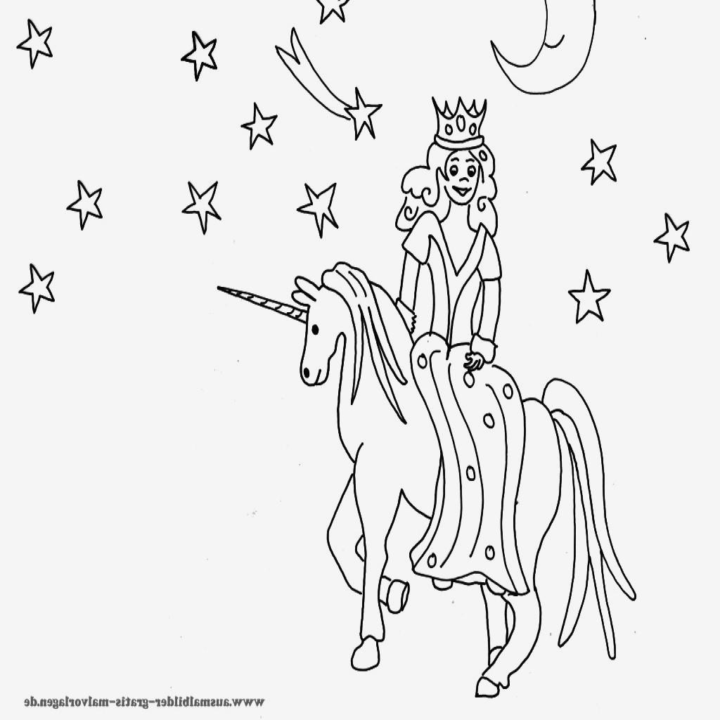 Ausmalbild Prinzessin Einhorn Das Beste Von 34 Luxus Ausmalbilder Einhorn Mit Regenbogen – Malvorlagen Ideen Stock
