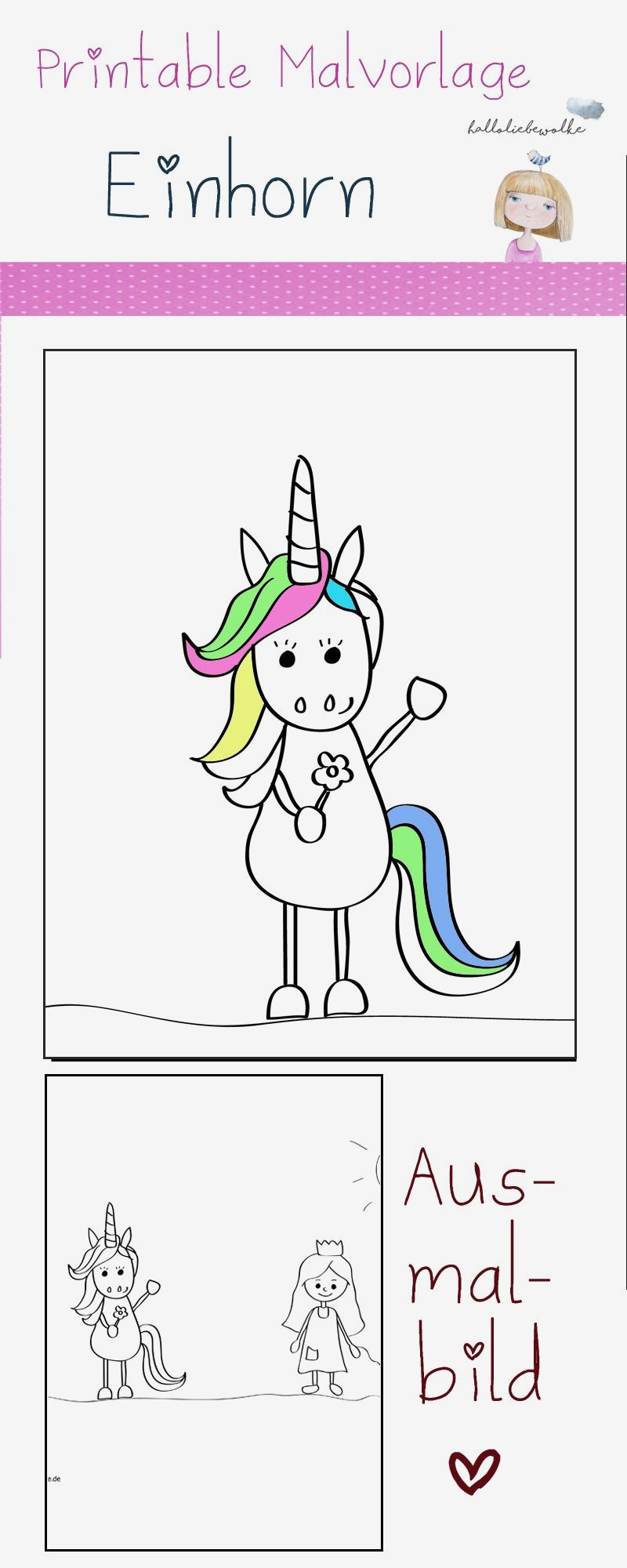 Ausmalbild Prinzessin Einhorn Das Beste Von Malvorlage Prinzessin Mit Einhorn Lernspiele Färbung Bilder Galerie