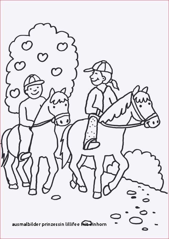 Ausmalbild Prinzessin Einhorn Inspirierend 29 Ausmalbilder Prinzessin Lillifee Mit Einhorn Colorprint Sammlung