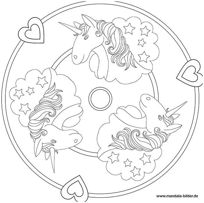 Ausmalbild Prinzessin Einhorn Neu Ausmalbilder Prinzessin Einhorn Ideen Einhorn Kostenlose Mandala Das Bild