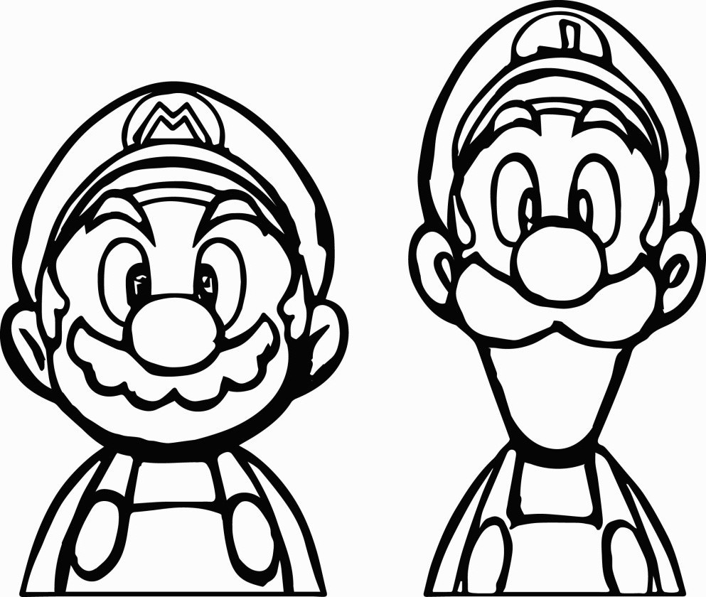 Ausmalbild Super Mario Einzigartig 28 Inspirierend Ausmalbild Super Mario – Malvorlagen Ideen Bild