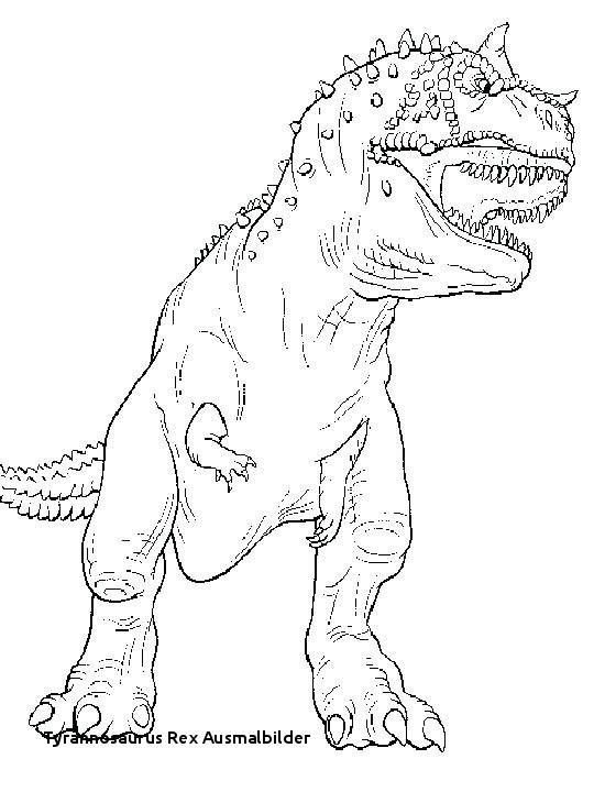 Ausmalbild T-rex Das Beste Von 27 Tyrannosaurus Rex Ausmalbilder Colorbooks Colorbooks Galerie