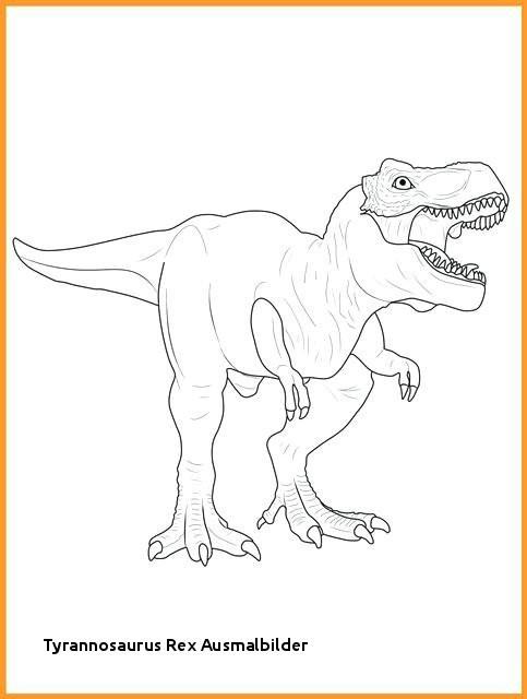 Ausmalbild T-rex Einzigartig 27 Tyrannosaurus Rex Ausmalbilder Colorbooks Colorbooks Bilder