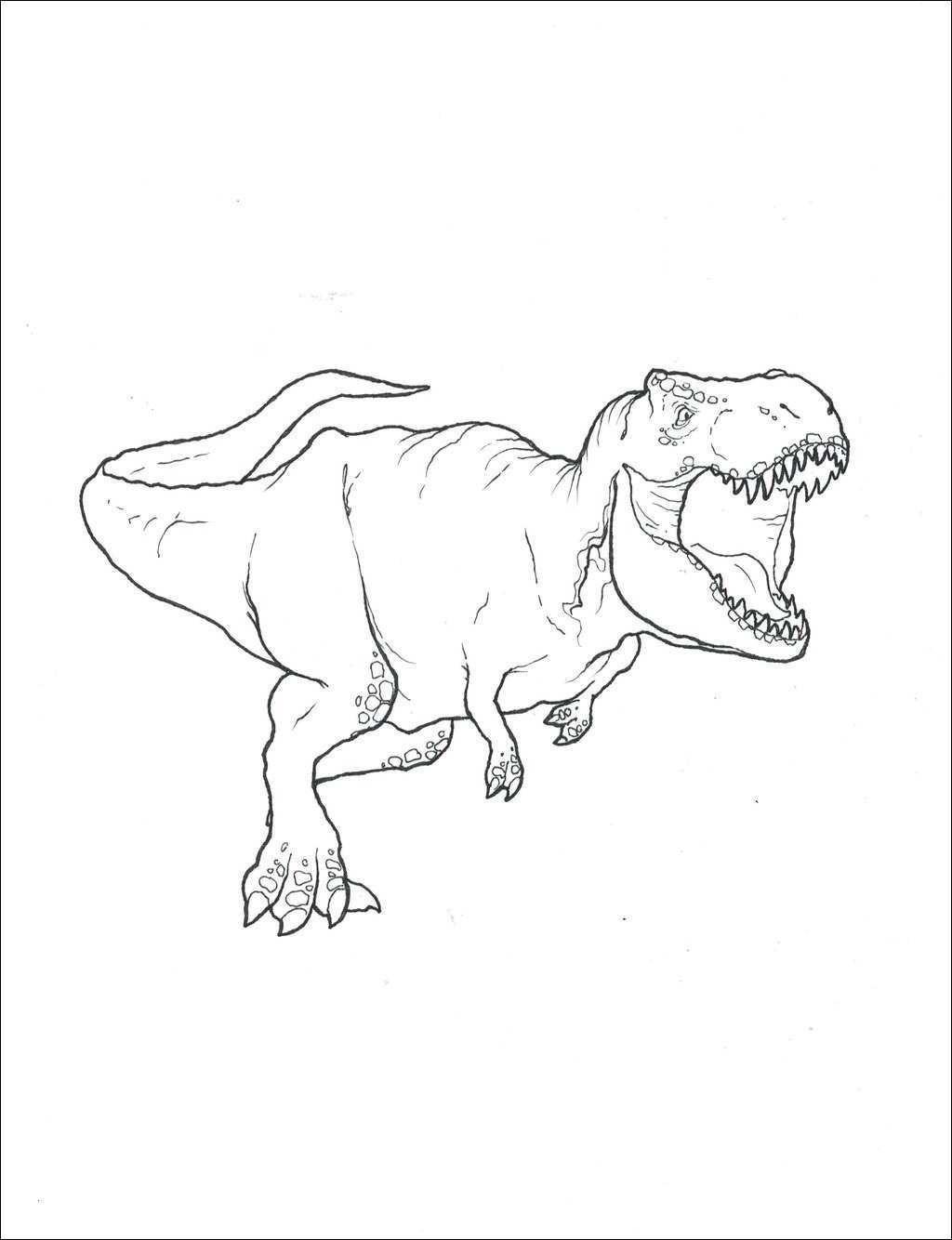 Ausmalbild T-rex Einzigartig T Rex Ausmalbilder Bild Tyrannosaurus Rex Ausmalbilder Best Unique Bilder