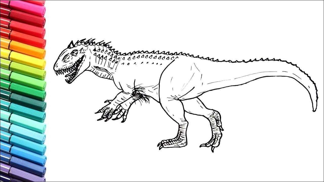 Ausmalbild T-rex Neu T Rex Ausmalbilder Bild Tyrannosaurus Rex Ausmalbilder Best Unique Sammlung