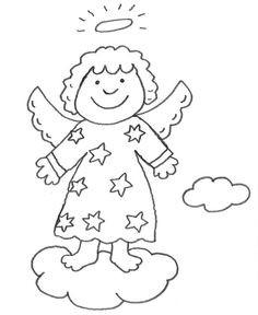 Ausmalbild Weihnachten Engel Neu Ausmalbilder Winter – Ausmalbilder Für Kinder Galerie