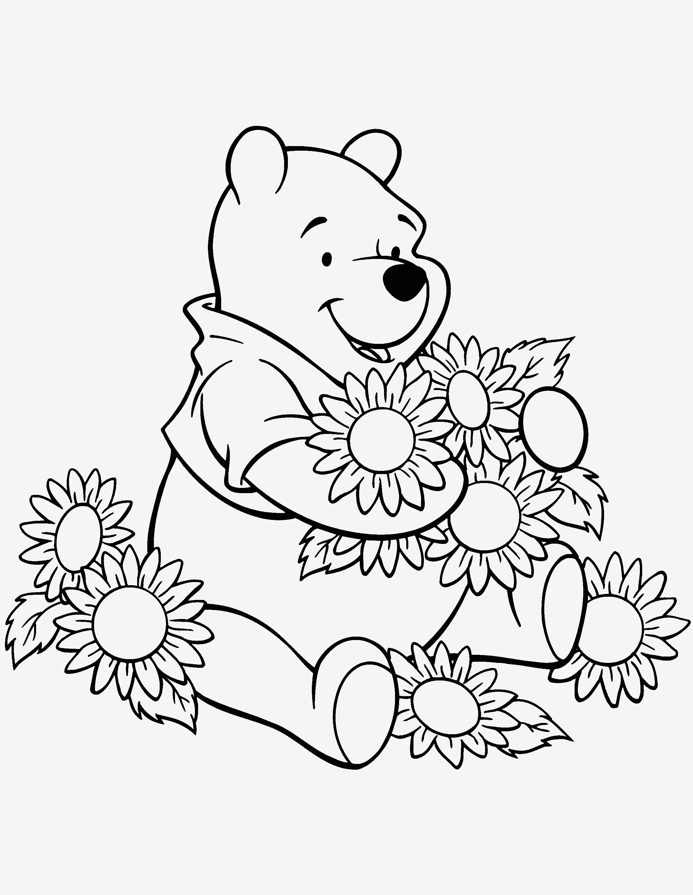 Ausmalbild Winnie Pooh Frisch Spannende Coloring Bilder Winnie Puuh Ausmalbilder Stock