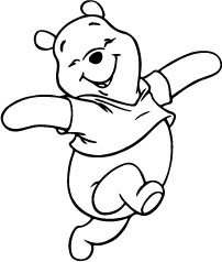 Ausmalbild Winnie Pooh Frisch Tigger From Winnie the Pooh Coloring Pages Inspirational 37 Galerie