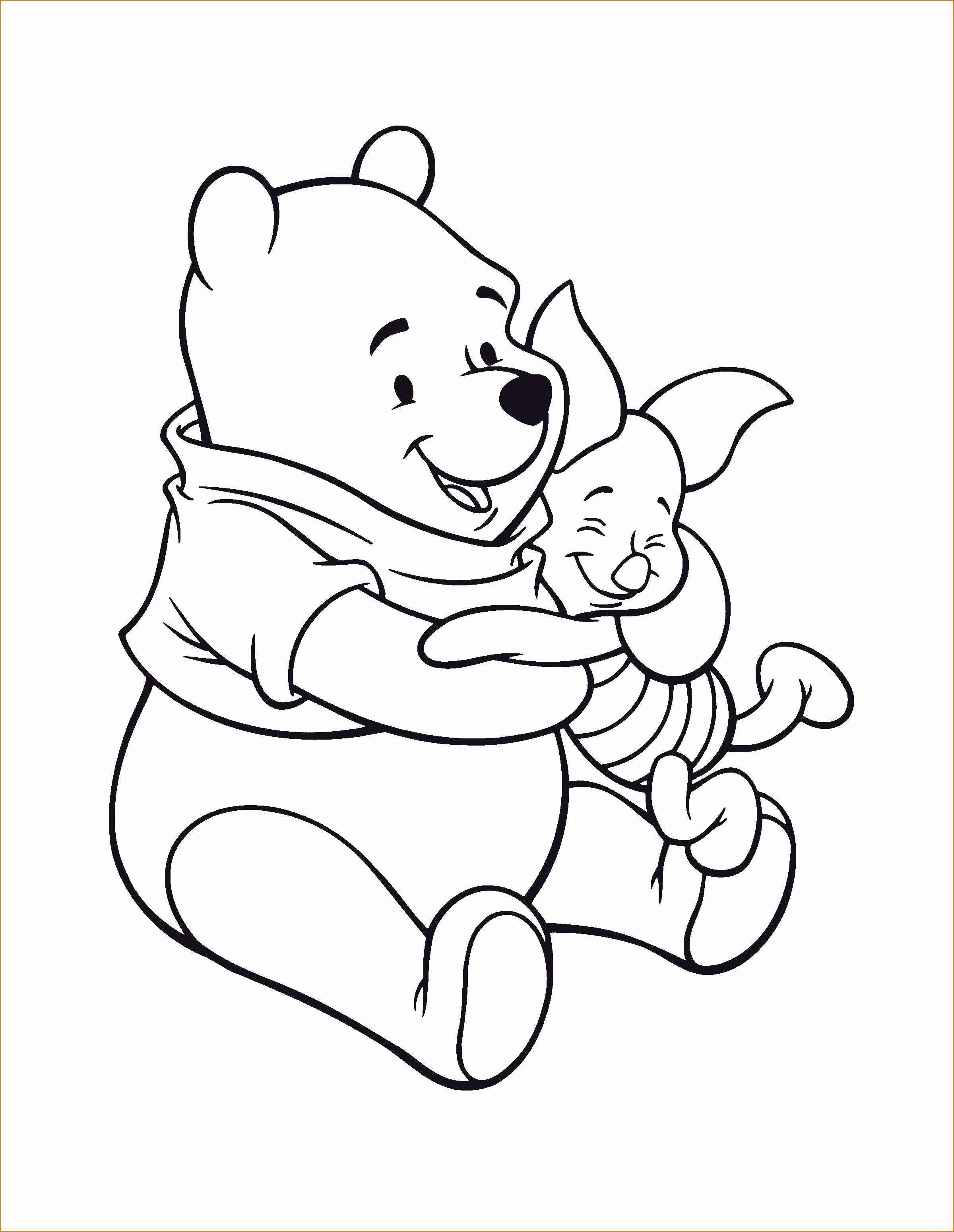Ausmalbild Winnie Pooh Neu 40 Winni Pooh Ausmalbilder forstergallery Fotos