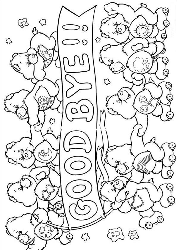 Ausmalbild Zoes Zauberschrank Das Beste Von Ausmalbilder Glücksbärchis 18 Frisch Ausmalbilder Glücksbärchis Stock