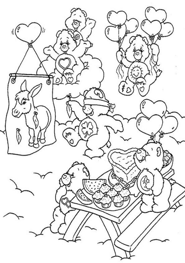 Ausmalbild Zoes Zauberschrank Das Beste Von Ausmalbilder Glücksbärchis 20 Elegant Ausmalbilder Glücksbärchis Bild