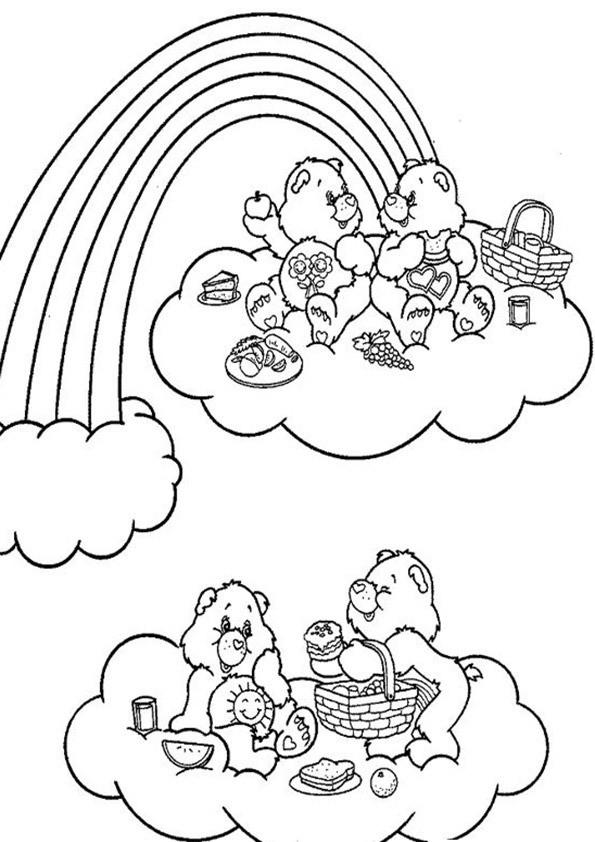 Ausmalbild Zoes Zauberschrank Einzigartig Ausmalbilder Glücksbärchis 16 Schön Ausmalbilder Glücksbärchis Stock