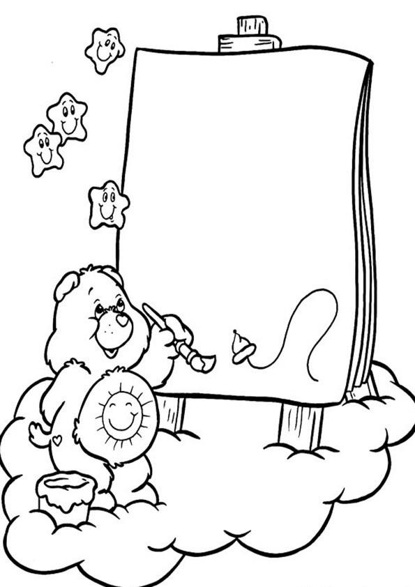 Ausmalbild Zoes Zauberschrank Inspirierend Ausmalbilder Glücksbärchis 24 Elegant Ausmalbilder Glücksbärchis Sammlung