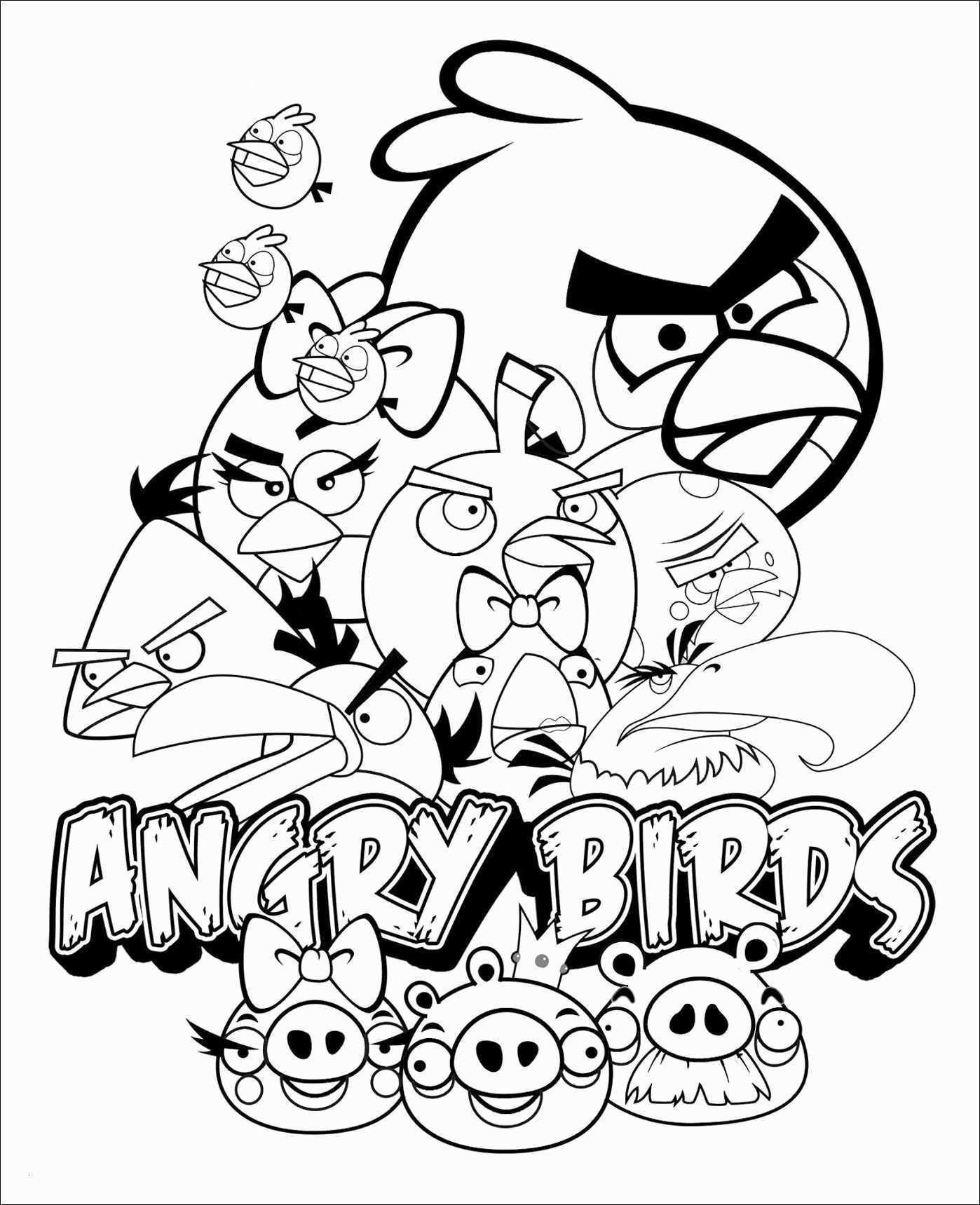 Ausmalbilder Angry Birds Frisch Star Wars Zum Ausmalen Image Unique Angry Birds Star Wars Coloring Sammlung