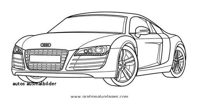 Ausmalbilder Audi R8 Genial Autos Ausmalbilder 40 Malvorlagen Autos Scoredatscore Colorprint Stock