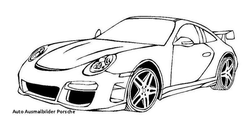 Ausmalbilder Autos Porsche Neu Auto Ausmalbilder Porsche Ausmalbilder Auto Zum Ausdrucken Luxus Das Bild