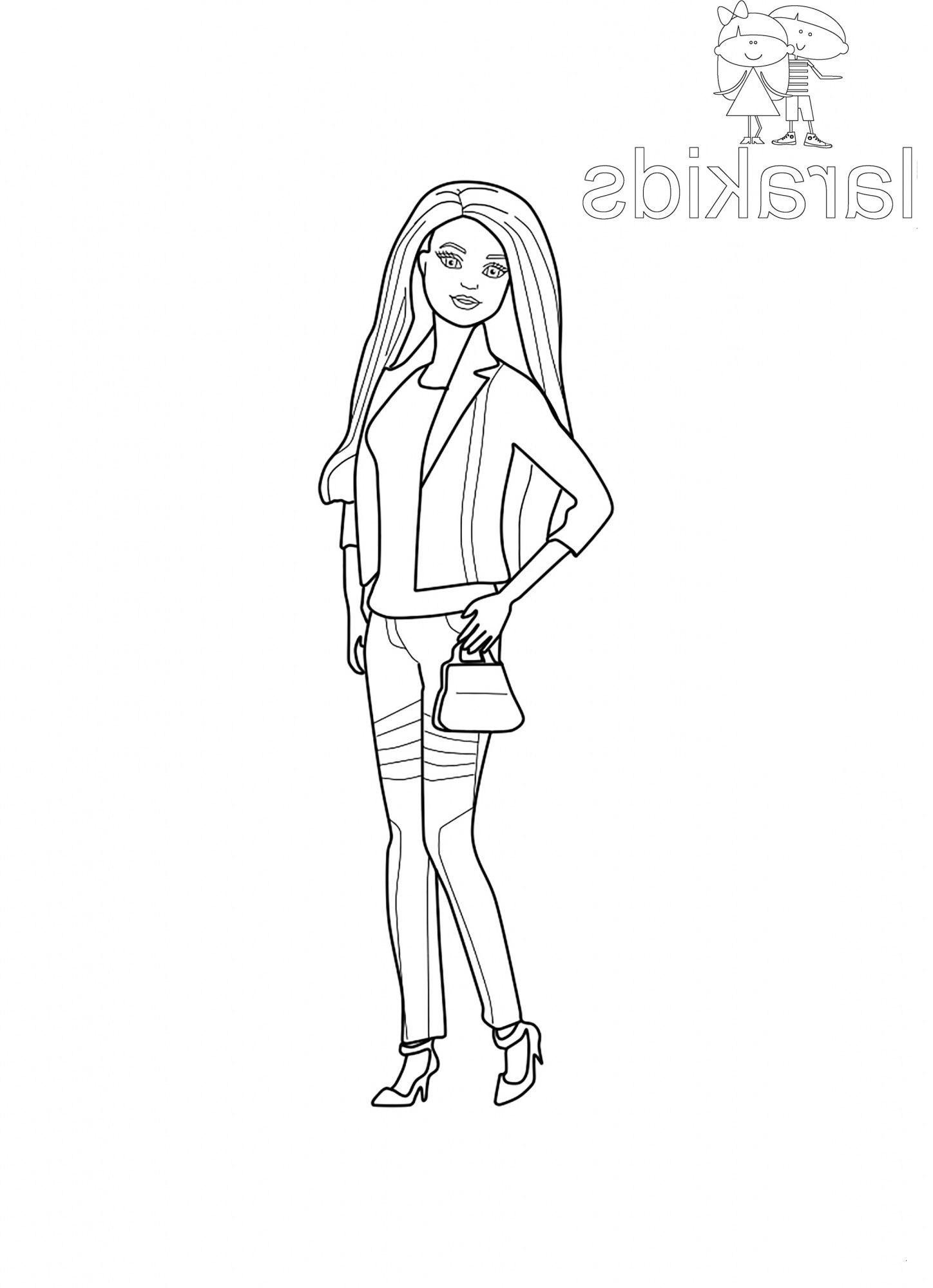 Ausmalbilder Barbie Meerjungfrau Das Beste Von 39 Lecker Ausmalbilder Barbie Meerjungfrau – Große Coloring Page Bild