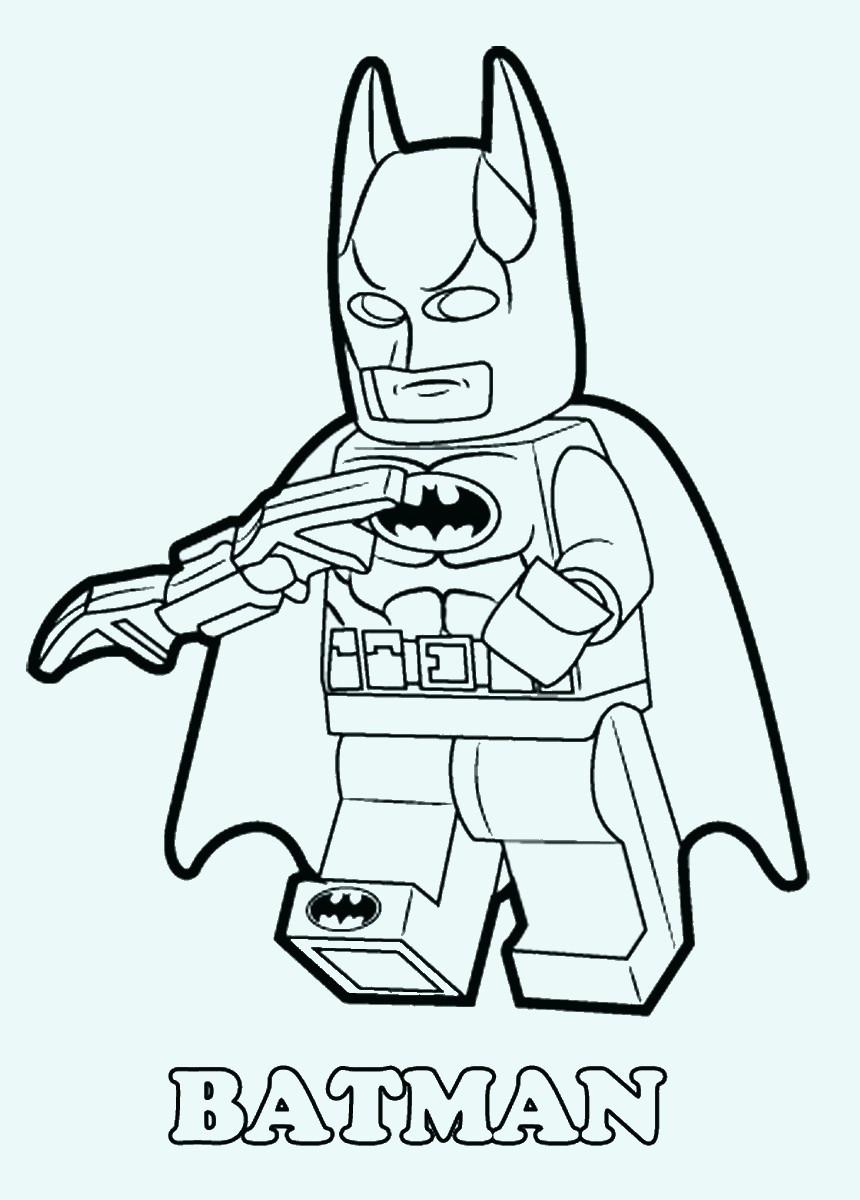 Ausmalbilder Batman Lego Frisch the Lego Movie Coloring Page Lego Wyldstyle Emmet & Batman Genial Sammlung
