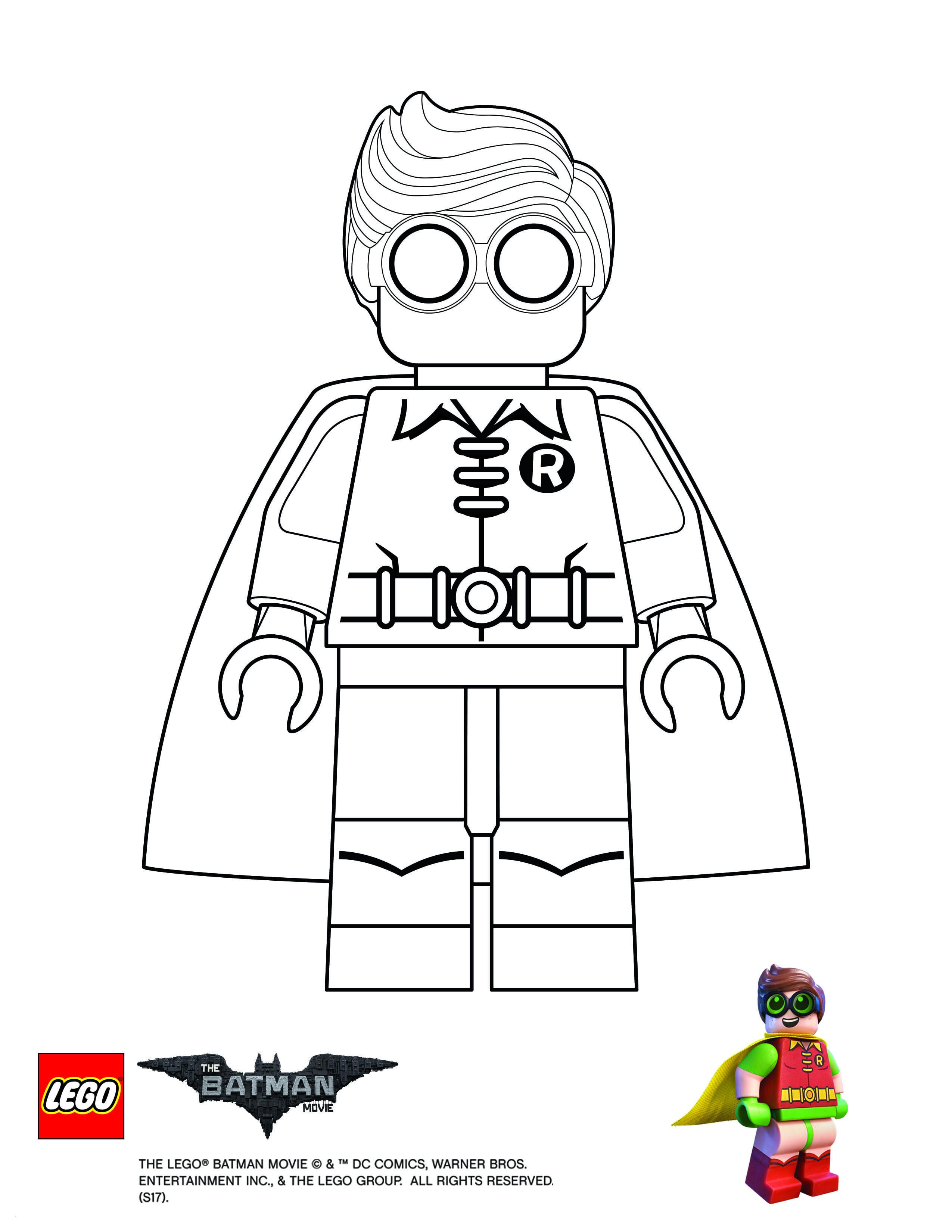Ausmalbilder Batman Lego Inspirierend Lego Batman Ausmalbilder