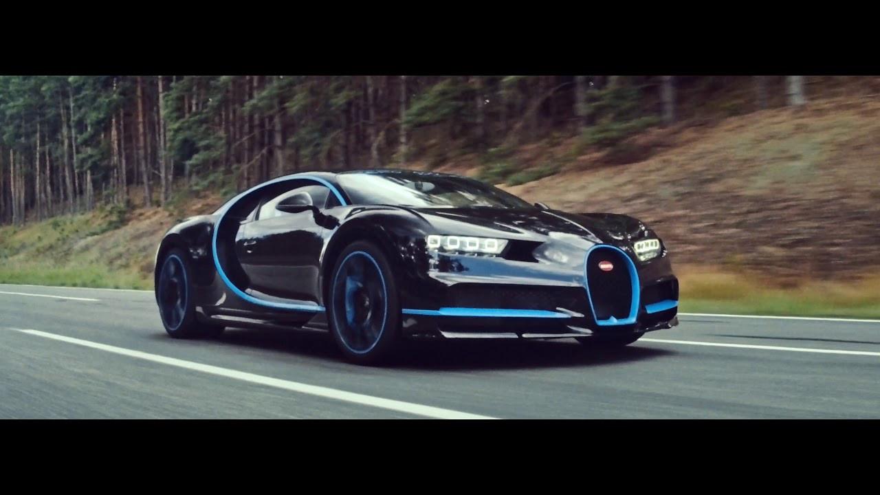 Ausmalbilder Bugatti Chiron Neu Bugatti Chiron Von 0 Auf 400 Und Wieder Auf 0 Bild