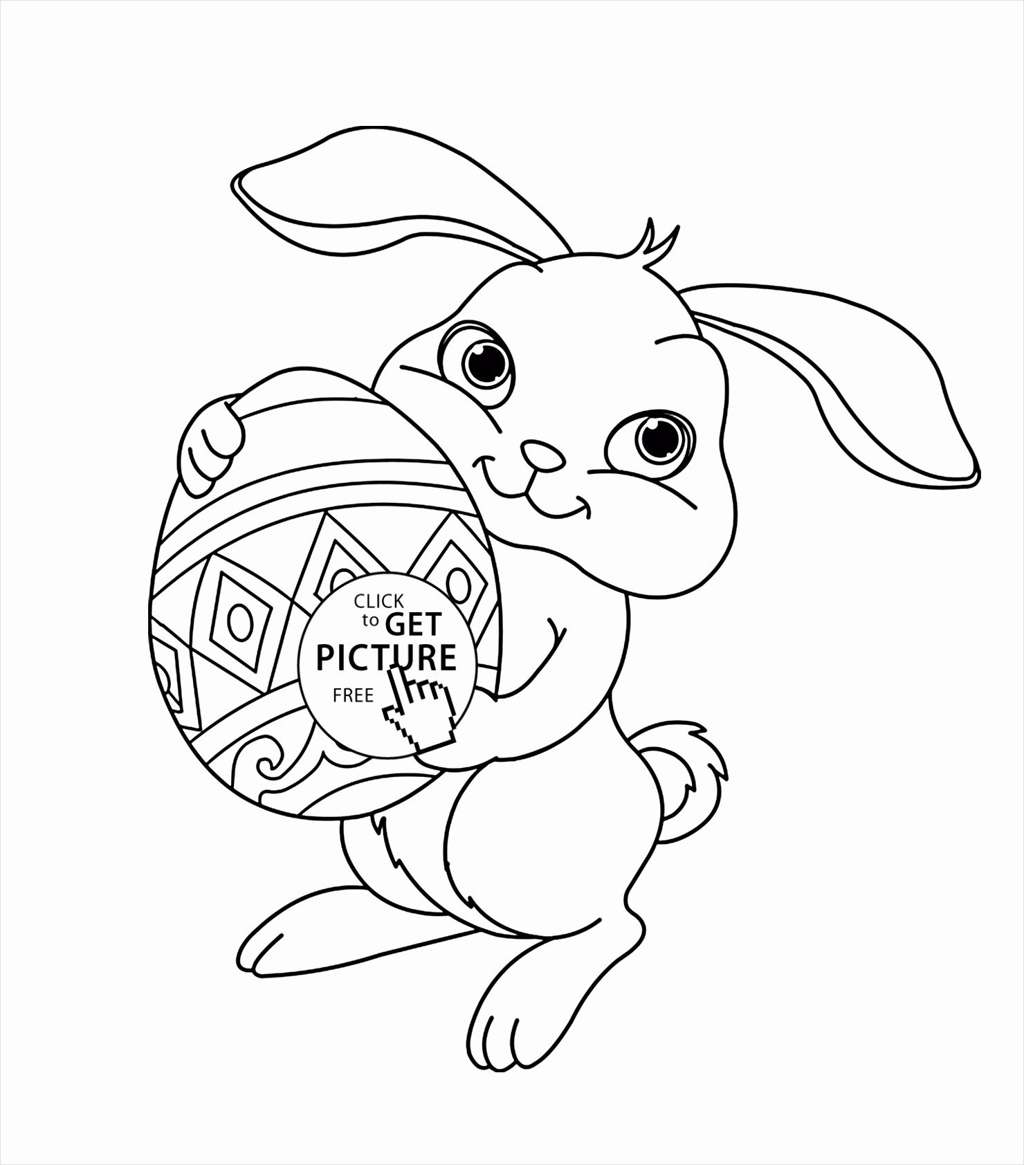 Ausmalbilder Bugs Bunny Inspirierend Bugs Bunny Easter Coloring Pages Best Coloring Pages A Rabbit to Bild