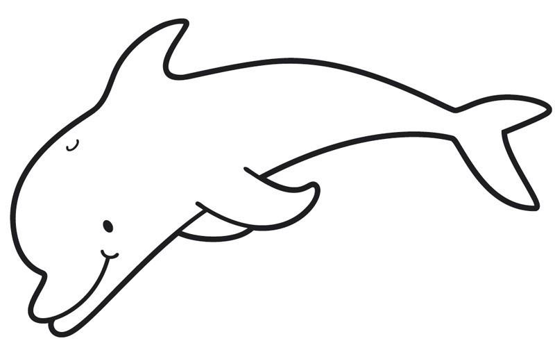 Ausmalbilder Delphine Zum Ausdrucken Das Beste Von Delphin Malvorlage Einfach Awesome Malvorlagen Delphin Ausmalbild Das Bild