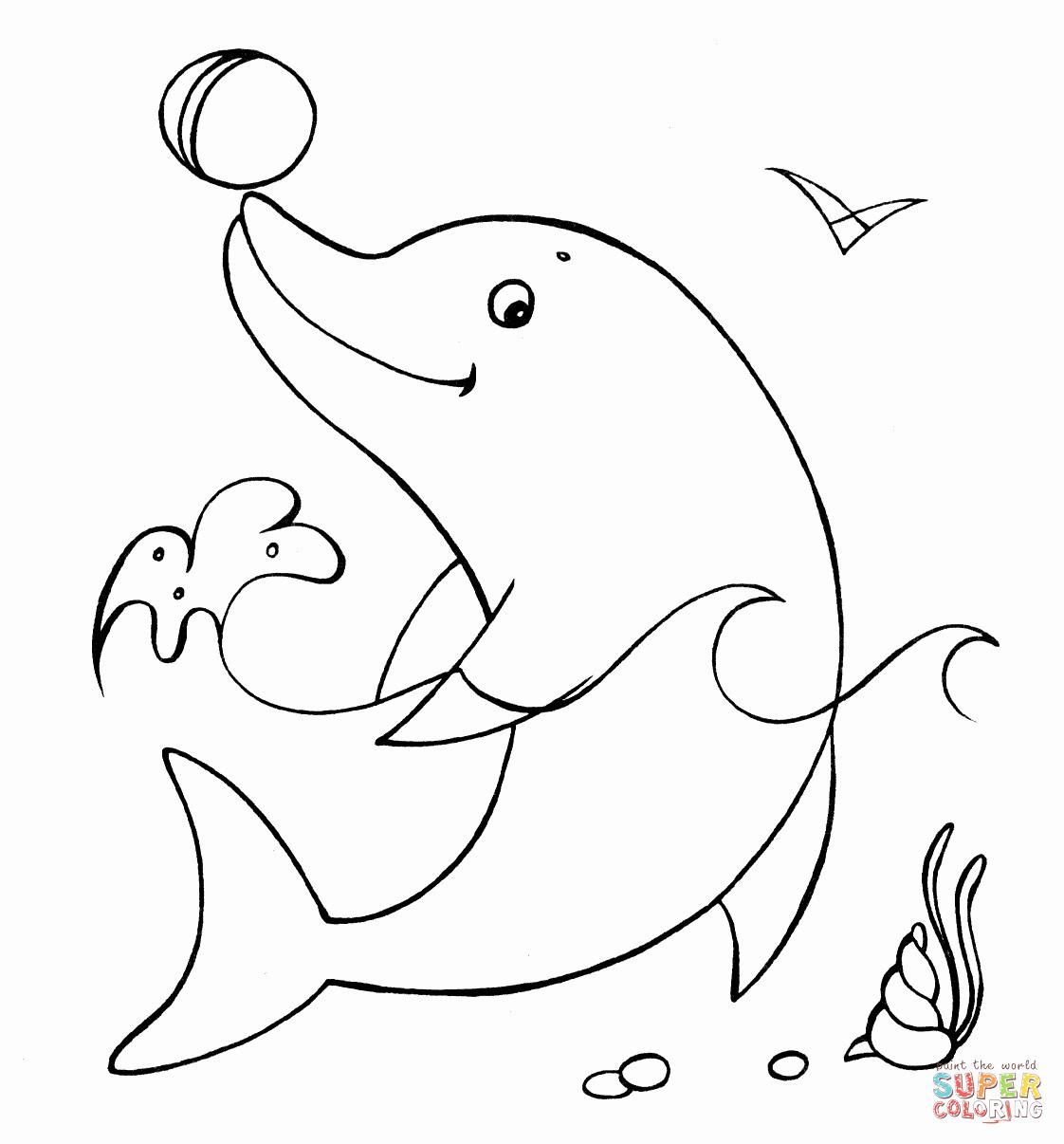 Ausmalbilder Delphine Zum Ausdrucken Neu Delfin Bilder Zum Ausdrucken Luxus 43 Ausmalbilder Tiere Delphin Fotografieren