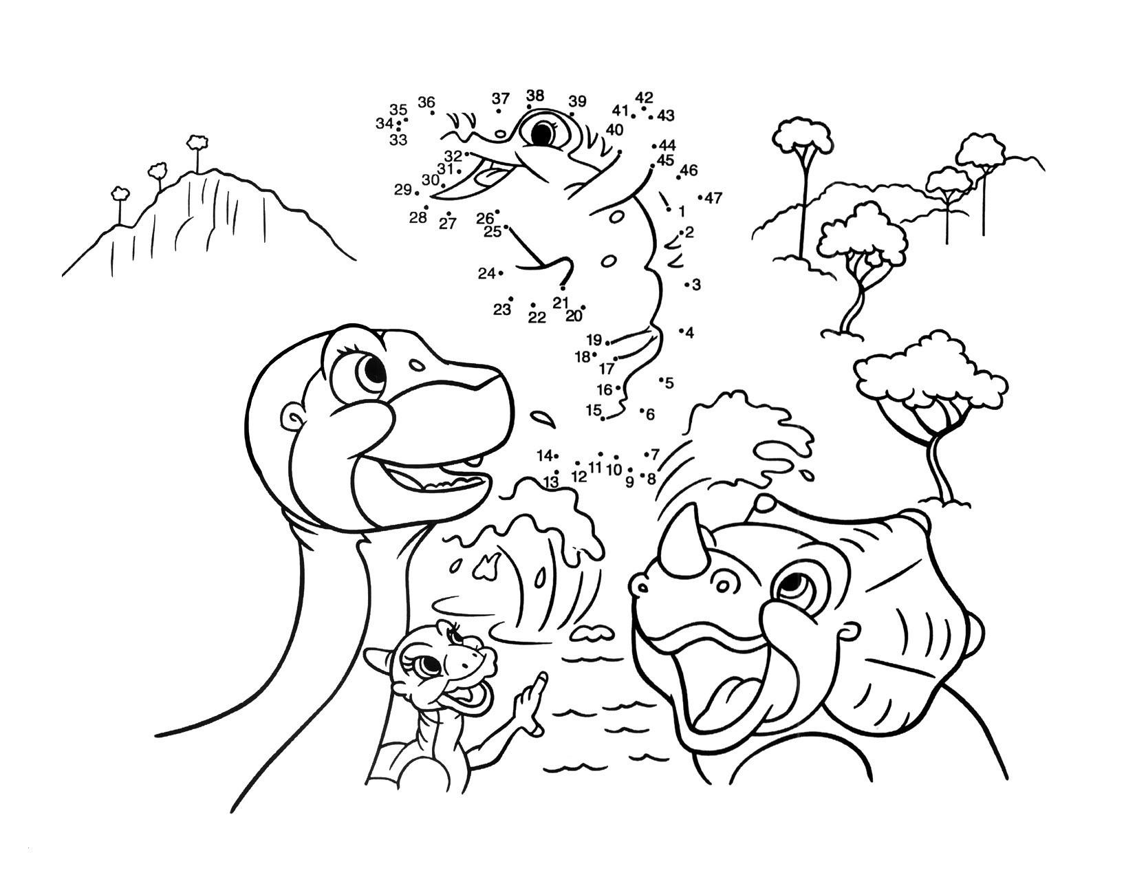 Ausmalbilder Dinosaurier In Einem Land Vor Unserer Zeit Einzigartig Dinosaurier Druckbare Bilder Herrliche In Einem Land Vor Unserer Bild