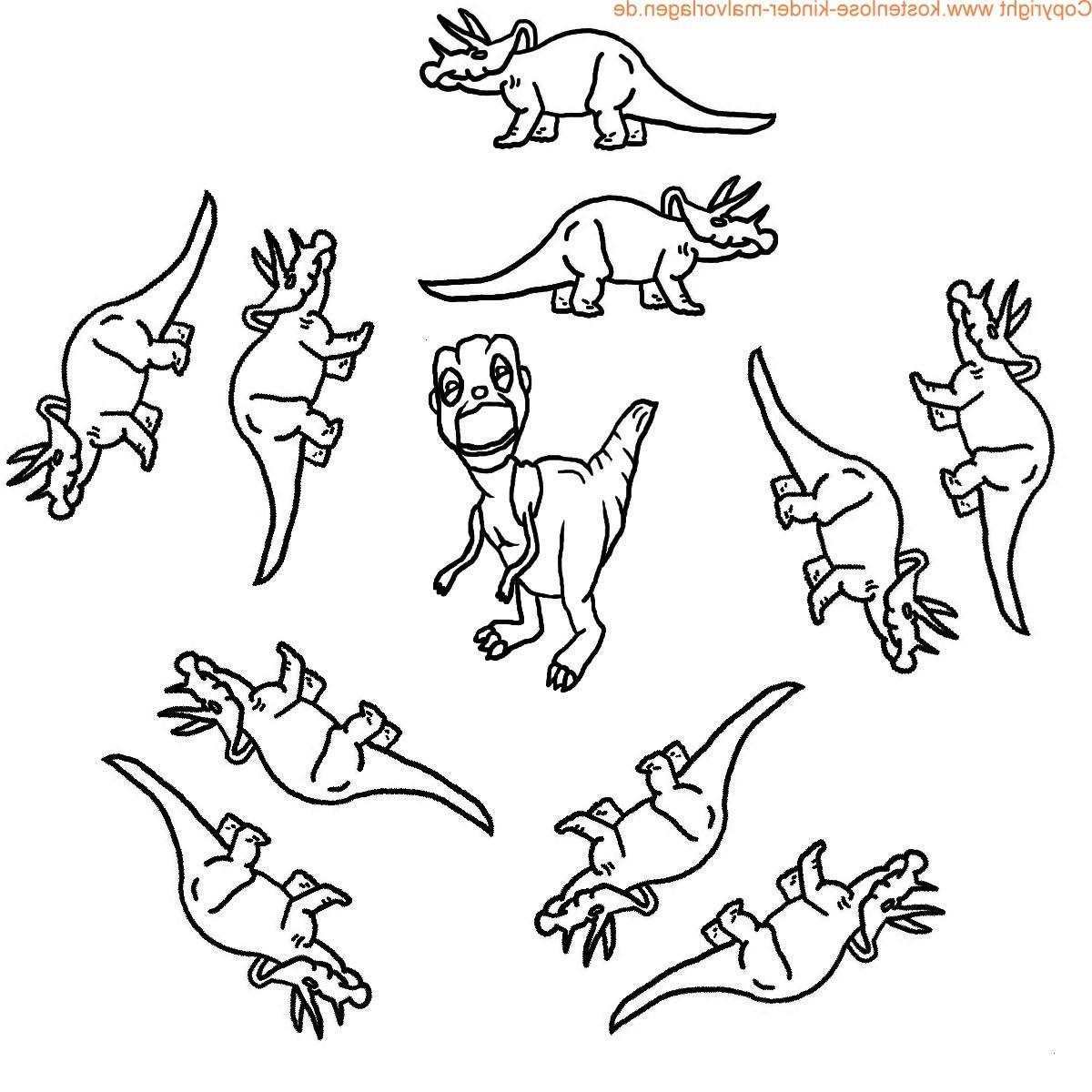 Ausmalbilder Dinosaurier In Einem Land Vor Unserer Zeit Genial 27 Luxus Dinosaurier Ausmalbilder – Malvorlagen Ideen Das Bild