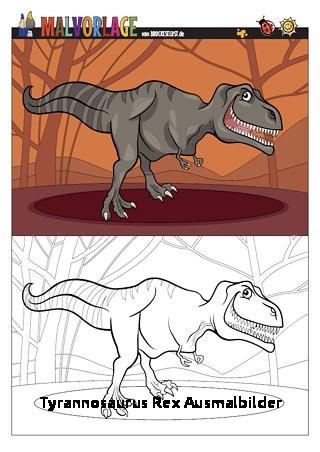 Ausmalbilder Dinosaurier Rex Genial 27 Tyrannosaurus Rex Ausmalbilder Colorbooks Colorbooks Stock