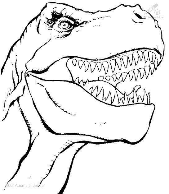 Ausmalbilder Dinosaurier Rex Inspirierend T Rex Ausmalbild – Ausmalbilder Für Kinder Diy Bilder