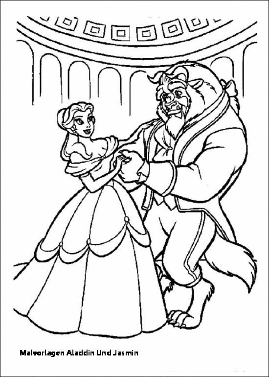Ausmalbilder Disney Prinzessin Jasmin Frisch Malvorlagen Aladdin Und Jasmin Free Disney Princess Beauty and the Das Bild