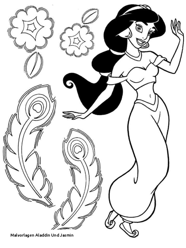 Ausmalbilder Disney Prinzessin Jasmin Genial 23 Malvorlagen Aladdin Und Jasmin Das Bild