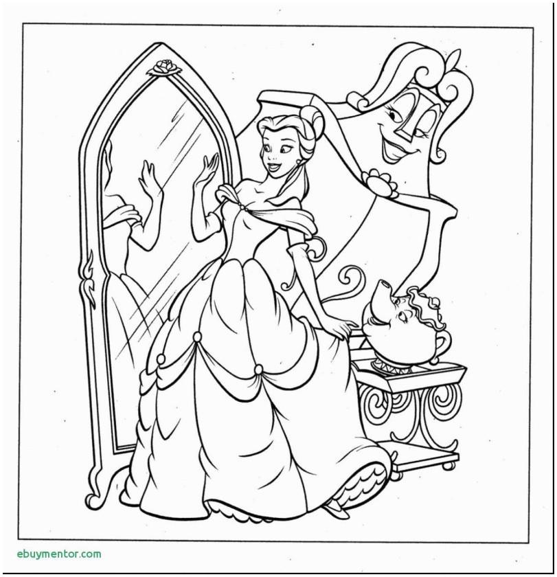 Ausmalbilder Disney Prinzessinnen Das Beste Von Fresh Einzigartiges Ausmalbilder Disney Prinzessin Belle Malvorlagen Bilder
