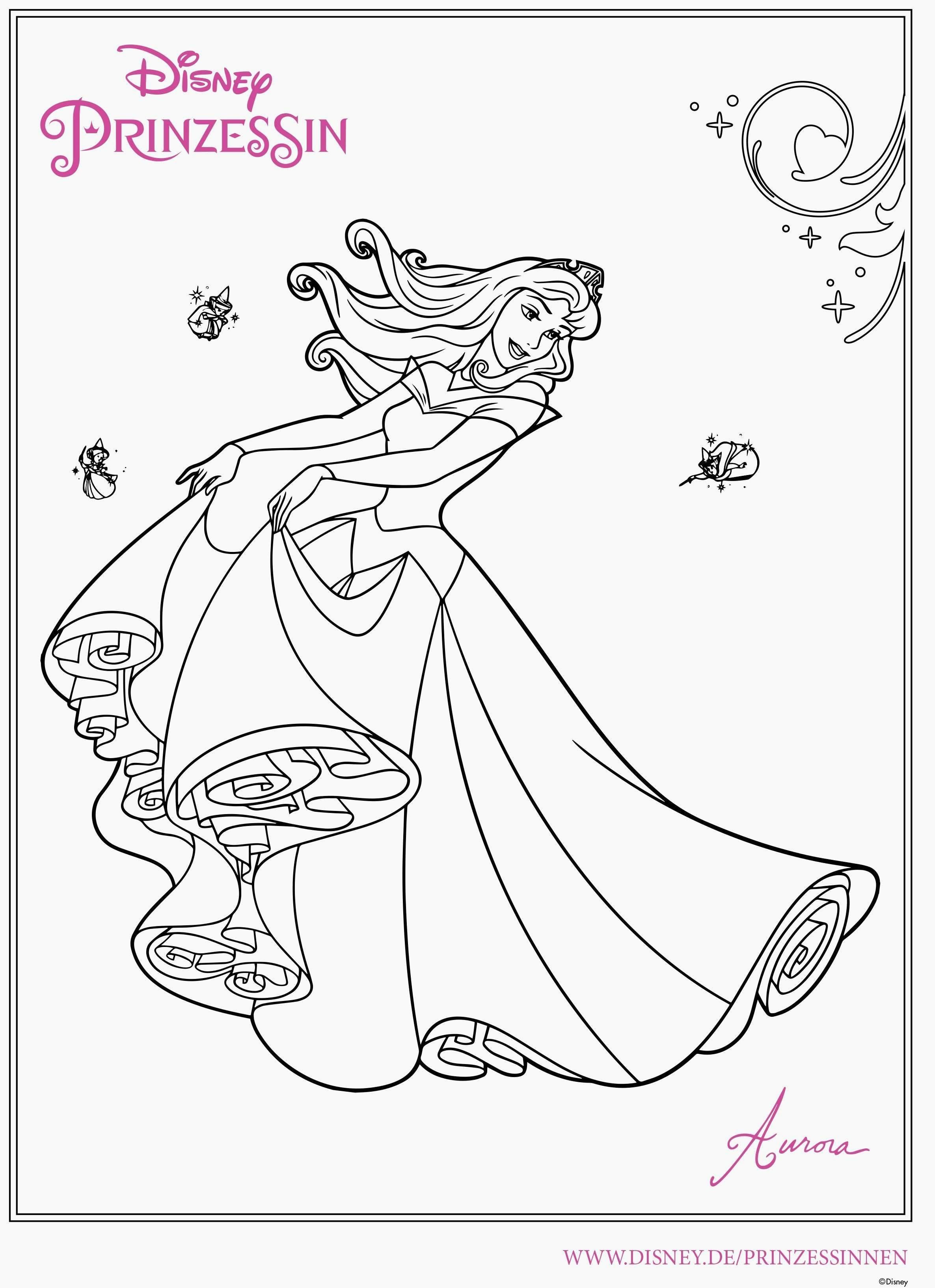 Ausmalbilder Disney Prinzessinnen Einzigartig 38 Disney Prinzessin Ausmalbilder Bilder