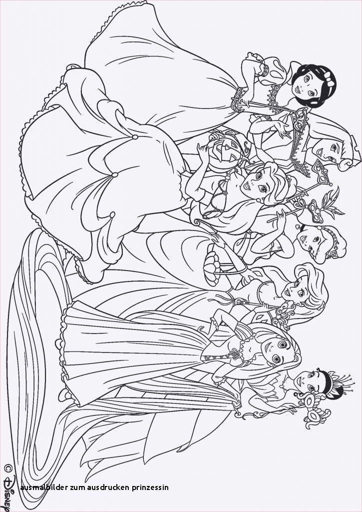 Ausmalbilder Disney Prinzessinnen Frisch Ausmalbilder Zum Ausdrucken Prinzessin Prinzessin Ausmalbilder Bilder