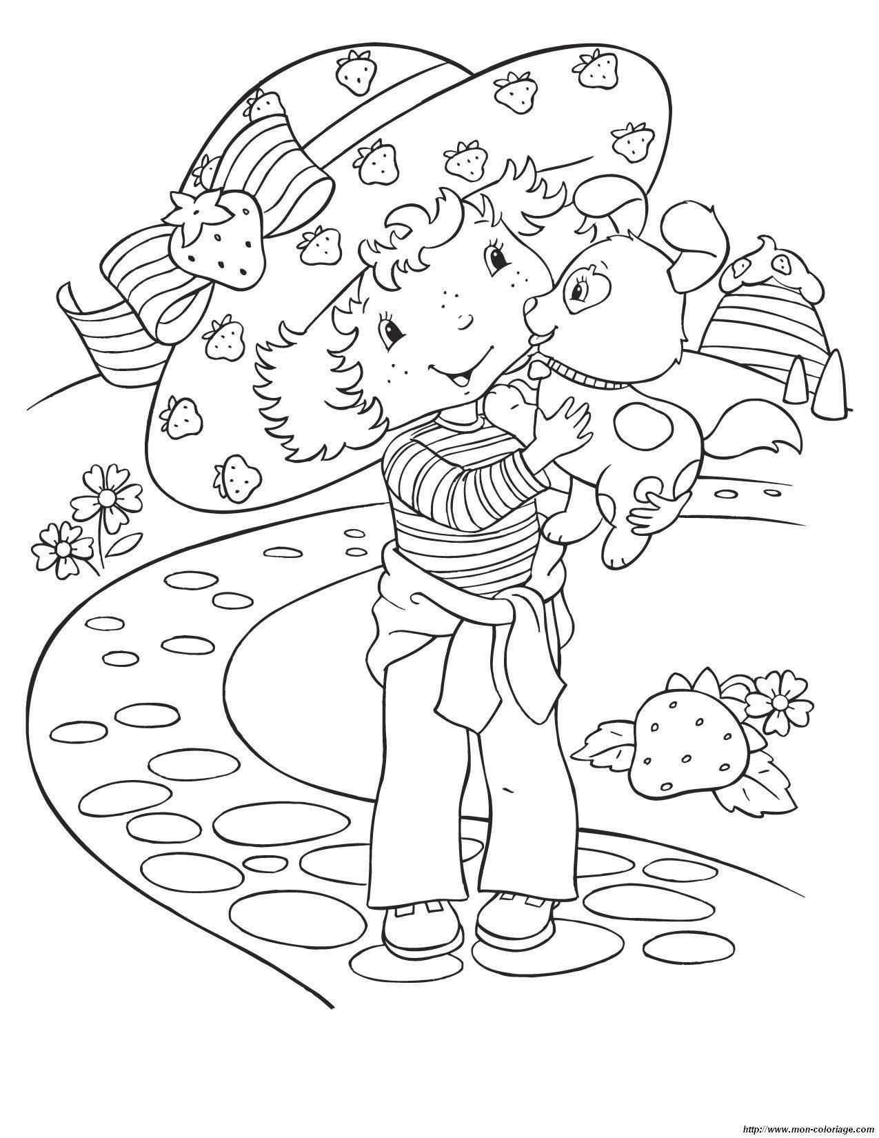 Ausmalbilder Emily Erdbeer Einzigartig 45 Schön Erdbeer Ausmalbilder Mickeycarrollmunchkin Bilder