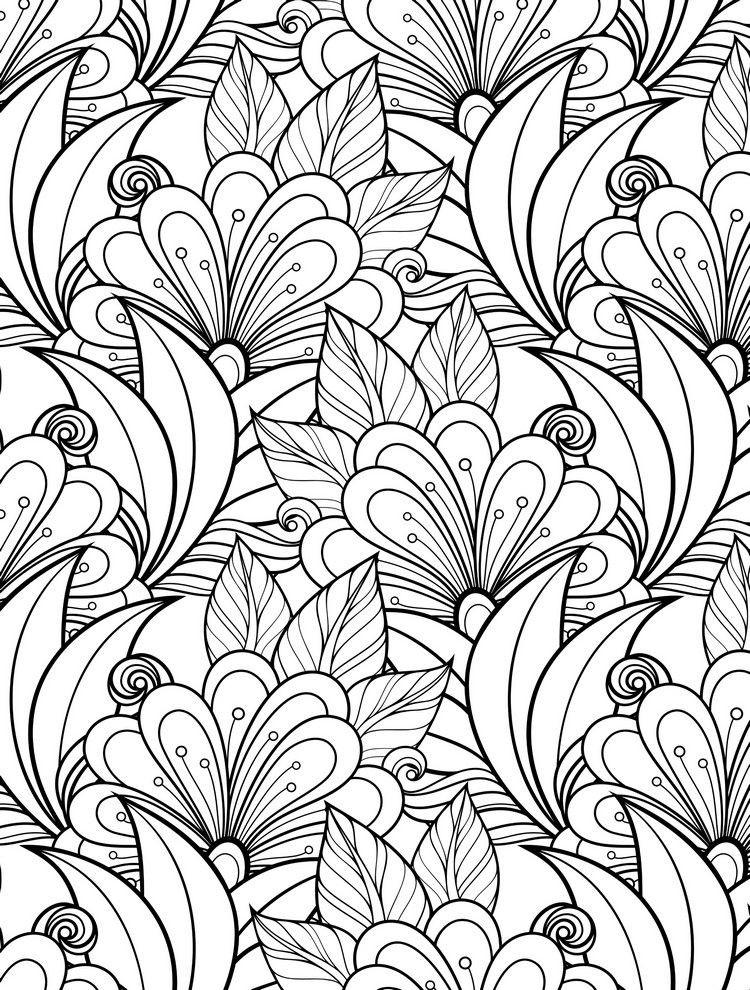Ausmalbilder Erwachsene Fantasy Einzigartig Ausmalbilder Erwachsene Kostenlos Malvorlage Blumen Das Bild