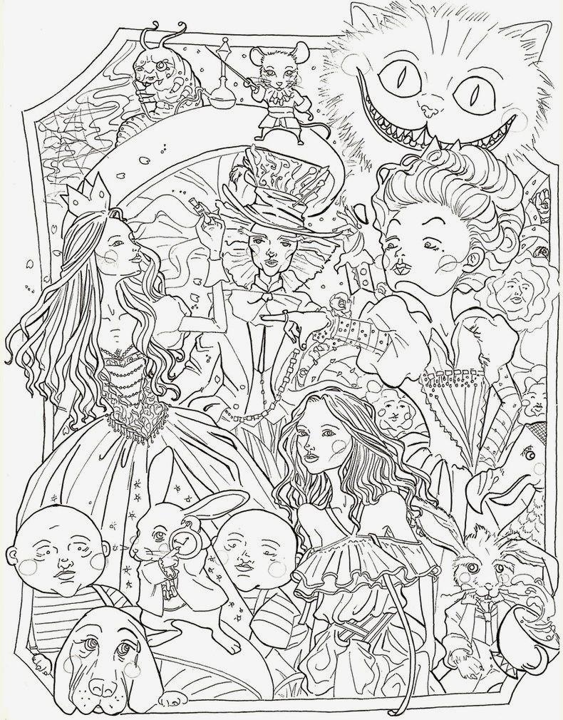 Ausmalbilder Erwachsene Fantasy Neu Eine Sammlung Von Färbung Bilder Malvorlagen Für Erwachsene Fantasy Sammlung