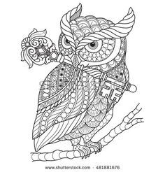 Ausmalbilder Fur Erwachsene Wolf Das Beste Von 226 Best Coloring Pages Images On Pinterest Bilder