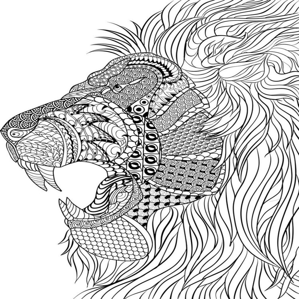 Ausmalbilder Fur Erwachsene Wolf Genial 100 Schöne Ausmalbilder Für Erwachsene Bilder Ideen Bilder