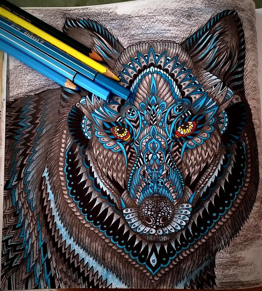 Ausmalbilder Fur Erwachsene Wolf Inspirierend 100 Schöne Ausmalbilder Für Erwachsene Bilder Ideen Fotos