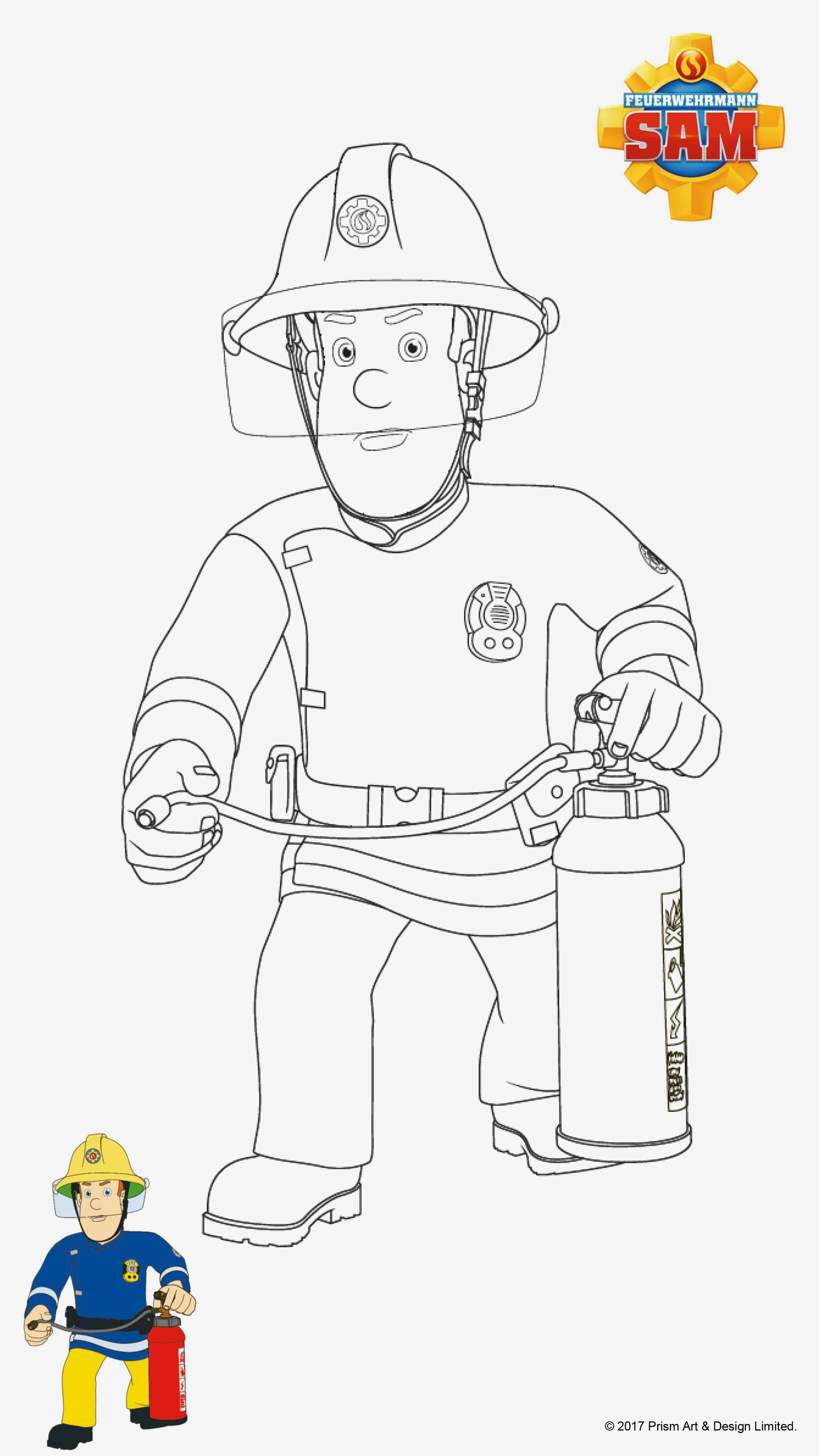 Ausmalbilder Feuerwehrmann Sam Frisch Bildergalerie & Bilder Zum Ausmalen Feuerwehrmann Sam Malvorlage Das Bild