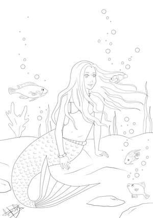 Ausmalbilder H2o Plötzlich Meerjungfrau Frisch Malvorlagen Plötzlich Meerjungfrau Das Bild