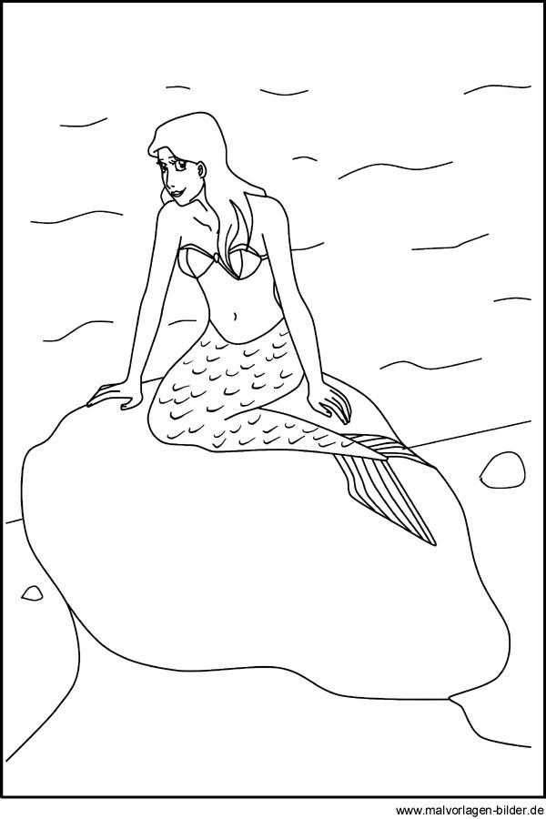 Ausmalbilder H2o Plötzlich Meerjungfrau Genial Ausmalbilder Meerjungfrau H2o Kostenlos Malvorlagen Zum Galerie