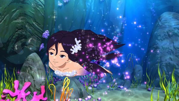 Ausmalbilder H2o Plötzlich Meerjungfrau Inspirierend Kika 9 Poseidons tochter Fotos